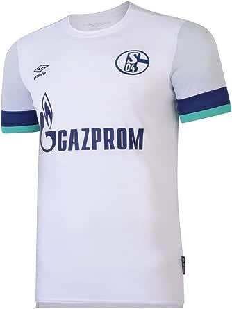 Umbro 2019-2020 Schalke Away Football Soccer T-Shirt Maglia ...