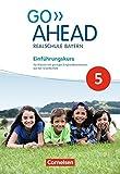 Go Ahead - Ausgabe für Realschulen in Bayern - Neue Ausgabe: 5. Jahrgangsstufe - Einführungskurs: Für Klassen mit geringen Englischkenntnissen aus der Grundschule. Paket. 10er-Pack