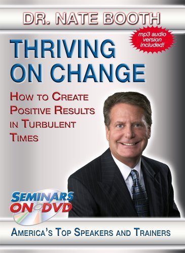 Thriving on Change - Change Management Training Video featuring Dr. Nate Booth