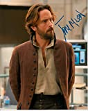 Signing Dreams Autographs TOM Mison Signiert 10x 8Farbe Foto–Sleepy Hollow–One Day–100% Echtheit g