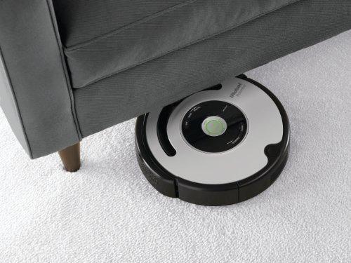 iRobot Roomba 555 Staubsaug-Roboter / 1 Automatische Wand - 13