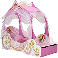 Worlds Apart 862780 Lit Carrosse Disney Princesses Rose
