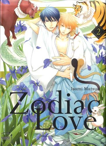 Zodiac love T02 par Matsuo Isami