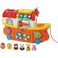Vtech Baby 80-504504 - Tip Tap Baby Tiere - Ausflugsschiff preisvergleich bei kleinkindspielzeugpreise.eu
