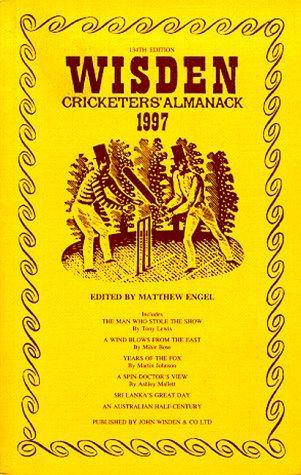 Wisden Cricketers' Almanack 1997