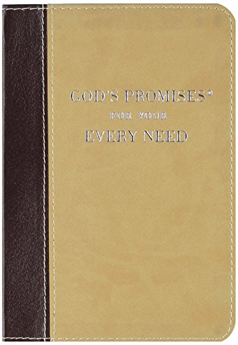 PDF Gratis God's Promises for Your Every Need, Deluxe Edition: NKJV