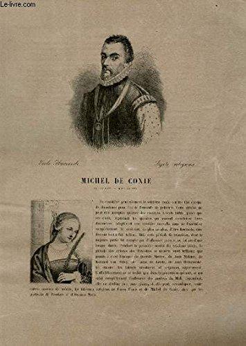 Biographie de Michel de Coxie (1499-1592...