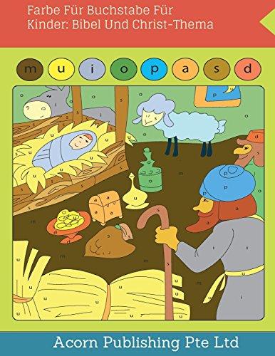 Für Kinder: Bibel Und Christ-Thema (Kinder-bibel-crafts)