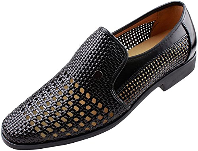 ASJUNQ Uomo Estate Sandali Caviglia Caviglia Caviglia Scarpe Derby Business Casual Scarpe Tessuto A Mano Traspirante   Prezzo economico    Maschio/Ragazze Scarpa  f06dc0