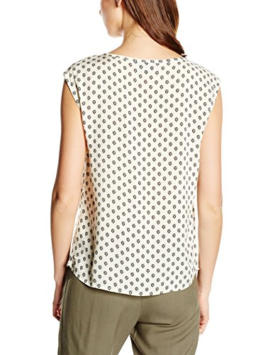 B. Young - Florence Top, Top Donna Bianco (Off white 80115)