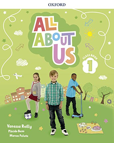 All about us 1 class book pack