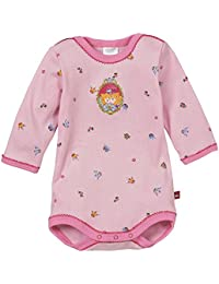 Schiesser Baby Girls 0-24m Baby-Body 1/1 Bodysuit