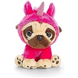 GRAN juguete suave Pugsley juguetes lindos de la quilha de la felpa del barro amasado (unicornio)