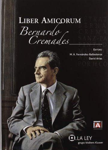 Liber amicorum Bernardo Cremades