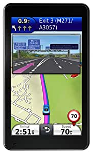 """Garmin Nuvi 3790T 4.3"""" Sat Nav with Europe Maps, Premium Traffic and Voice Activation"""
