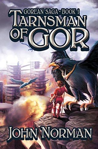 Tarnsman of Gor (Gorean Saga Book 1) (English Edition)