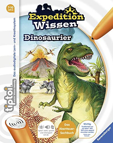 tiptoi Dinosaurier (tiptoi Expedition Wissen)