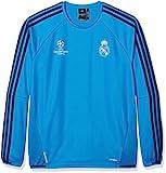 adidas Herren Sweatshirt Real Madrid UCL Trainingsoberteil, Brblue/Nindig/White, XL, S88987