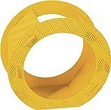 HEYDA Laternen-Zuschnitt, rund, gro, gelb VE = 1