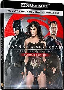 Batman v Superman : L'aube de la justice (version longue) [4K Ultra HD ] [Ultimate Edition - 4K Ultra HD + Blu-ray + Digital HD]