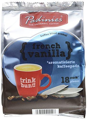 Padinies French Vanilla, Aroma-Softpack, 6er Pack (6 x 126 g)
