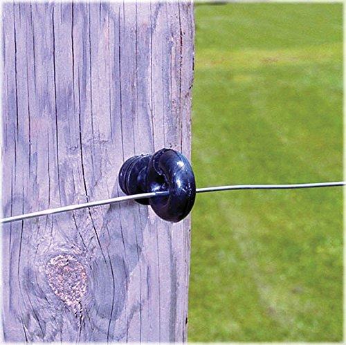 Zareba Wood Post Ring Insulator - Zareba Wood Post
