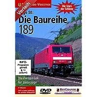 Stars der Schiene 58 - Die Baureihe 189