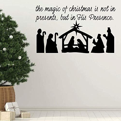 yiyiyaya Die Magie von Weihnachten ist Nicht