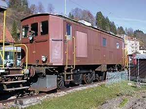 Rivarossi - HR2136 - Modélisme Ferroviaire - Locomotive Electrique CE 4/4 - Corps Métal SBB