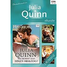 Bestsellerautorin Julia Quinn (eBundles)