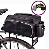 BTR Pannier Bike Bag Suitable For Bicycle Rear - Best Reviews Guide
