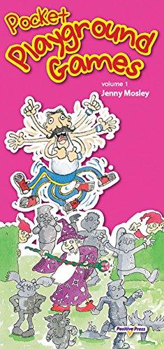 Pocket Playground Games por Jenny Mosley