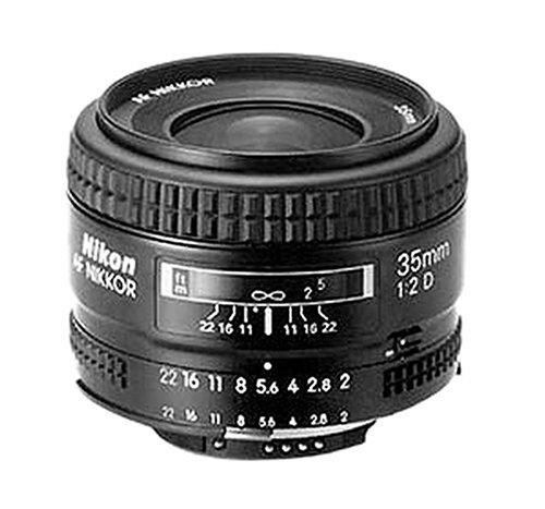 Great Buy for Nikon AF NIKKOR 35mm f/2D Lens on Line