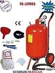 Sableuse mobile 76 litres 4-8 bar com...