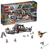 Lego Jurassic World 75932 - Jagd auf den Velociraptor (360 Teile)