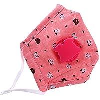 Kids Staubdicht Gesichtsmaske Baumwolle Mundmaske mit verstellbaren Trägern,#12 preisvergleich bei billige-tabletten.eu