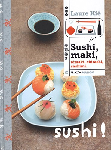 Sushi, maki, tmaki, chirashi, sashimi...