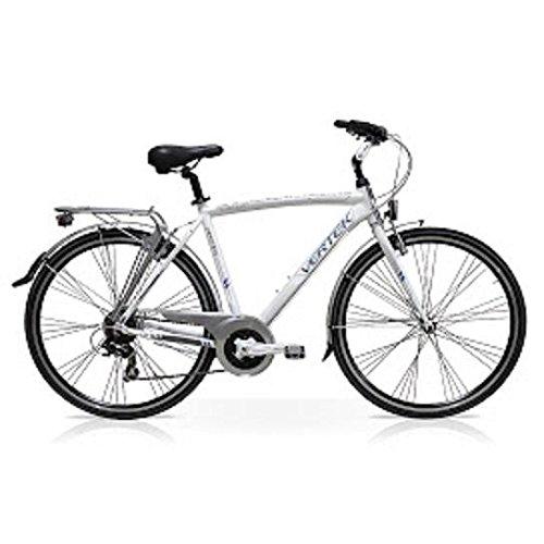 VERTEK BICICLETA AMSTERDAM 2821VELO CITA COLOR BLANCO PERLA (CITY)/BICYCLE AMSTERDAM 2821SPEED WHITE PEARL (CITY)
