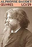 Alphonse Daudet - Oeuvres LCI/29 (Illustré)