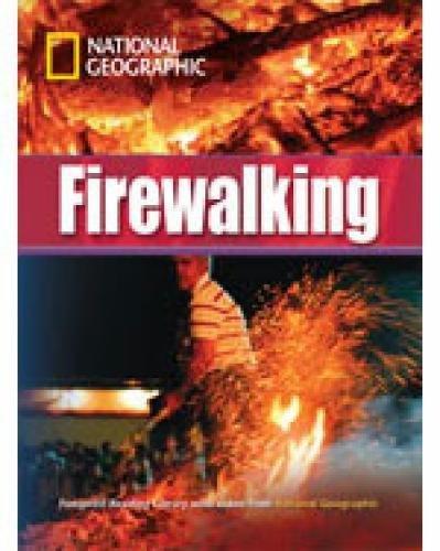 Firewalking. Footprint reading library. 3000 headwords. Level C1. Con DVD-ROM