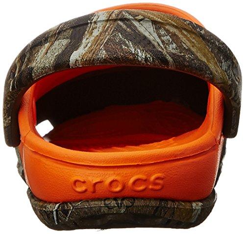 Crocs Electro Ii Realtree Max 5 Chocolate/Orange
