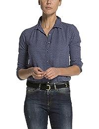 Maison Scotch Damen Regular Fit Bluse 15260620636