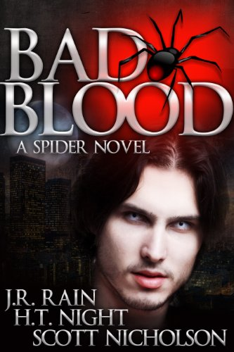 Big Pine Mountain (Bad Blood: A Vampire Thriller (The Spider Trilogy Book 1) (English Edition))