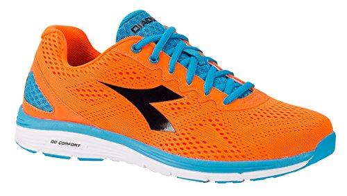 Diadora , Herren Sneaker Arancione