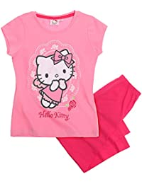 Hello Kitty Fille Pyjama court 2016 Collection - fushia