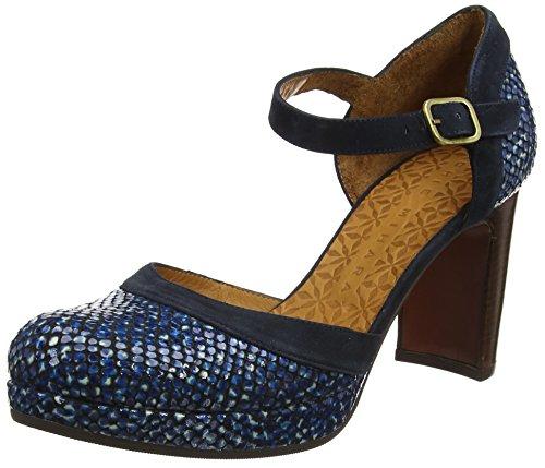 Chie Mihara Tisa32, Scarpe con Cinturino Alla Caviglia Donna Blue (Dias Blue-Ante Pizarra)