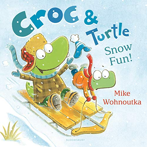 Croc & Turtle: Snow Fun! (English Edition)