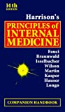 Harrison's Principles of Internal Medicine: Companion Handbook