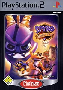 Spyro - A Hero's Tail [Platinum]