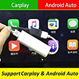 Dispositivo con presa USB, Apple Carplay, chiavetta per utilizzare in auto l'iPhone Carplay, supporto Android per sistema di navigazione Carplay in macchina, con presa mini USB